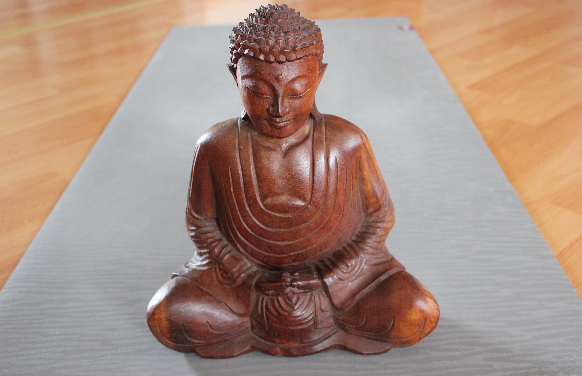 Buddha: für ein langes gesundes Leben