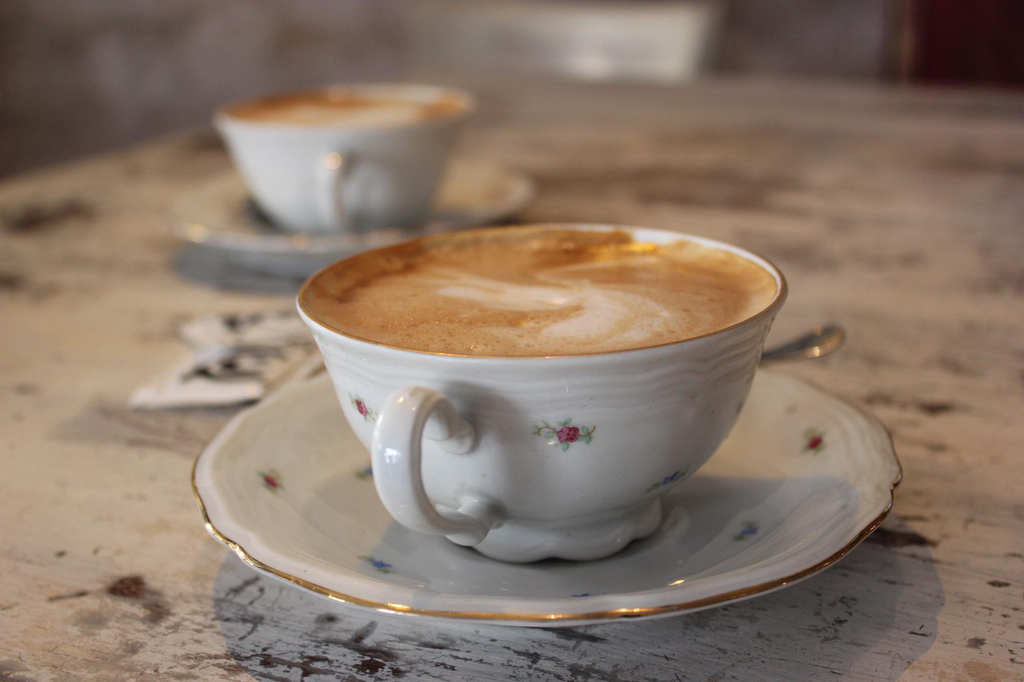 Kaffee: für ein langes gesundes Leben