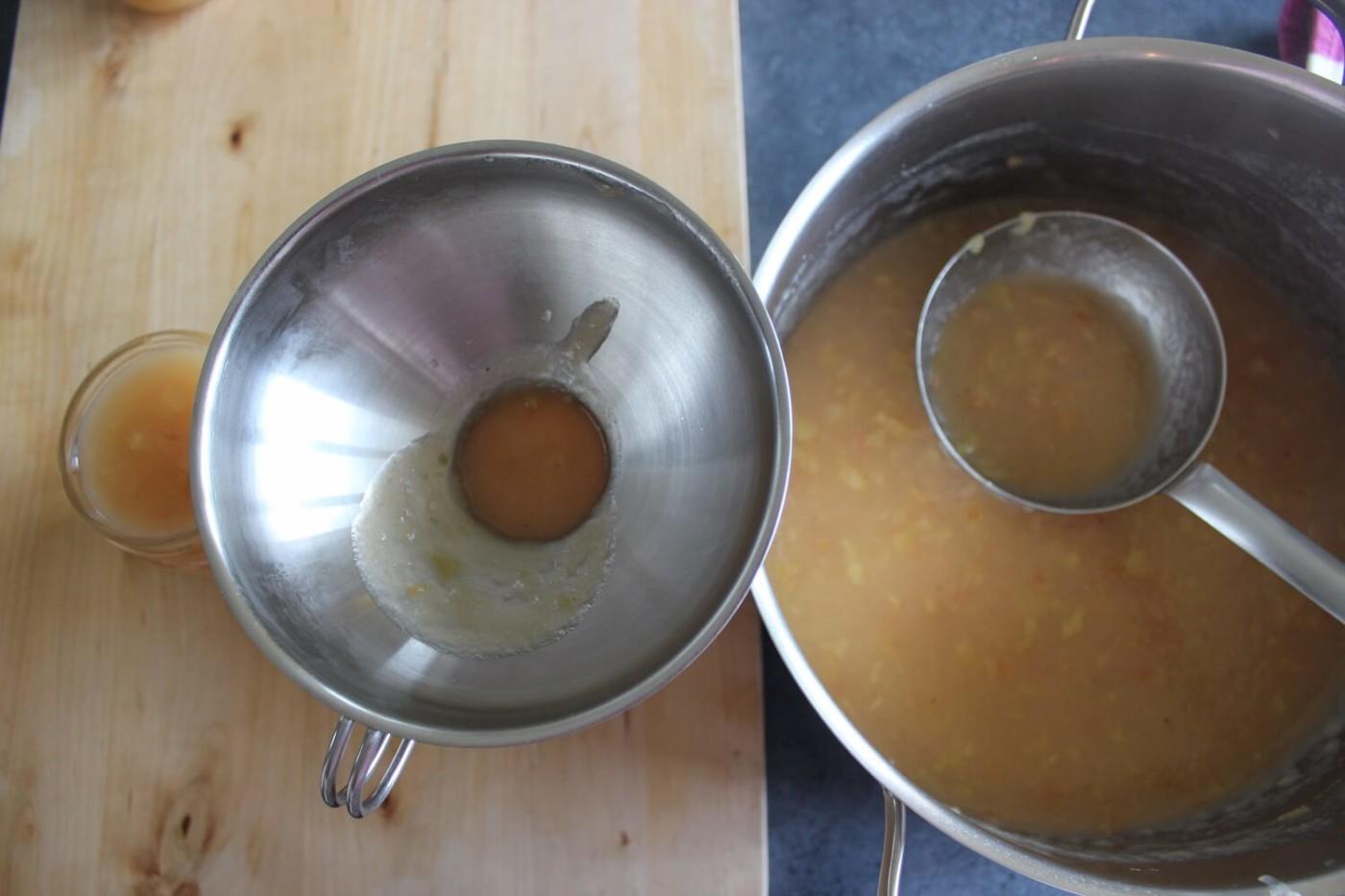 Apfelmus nach den 5 Elementen - Koch- und Ernährungslehre der Traditionellen Chinesischen Medizin (TCM)