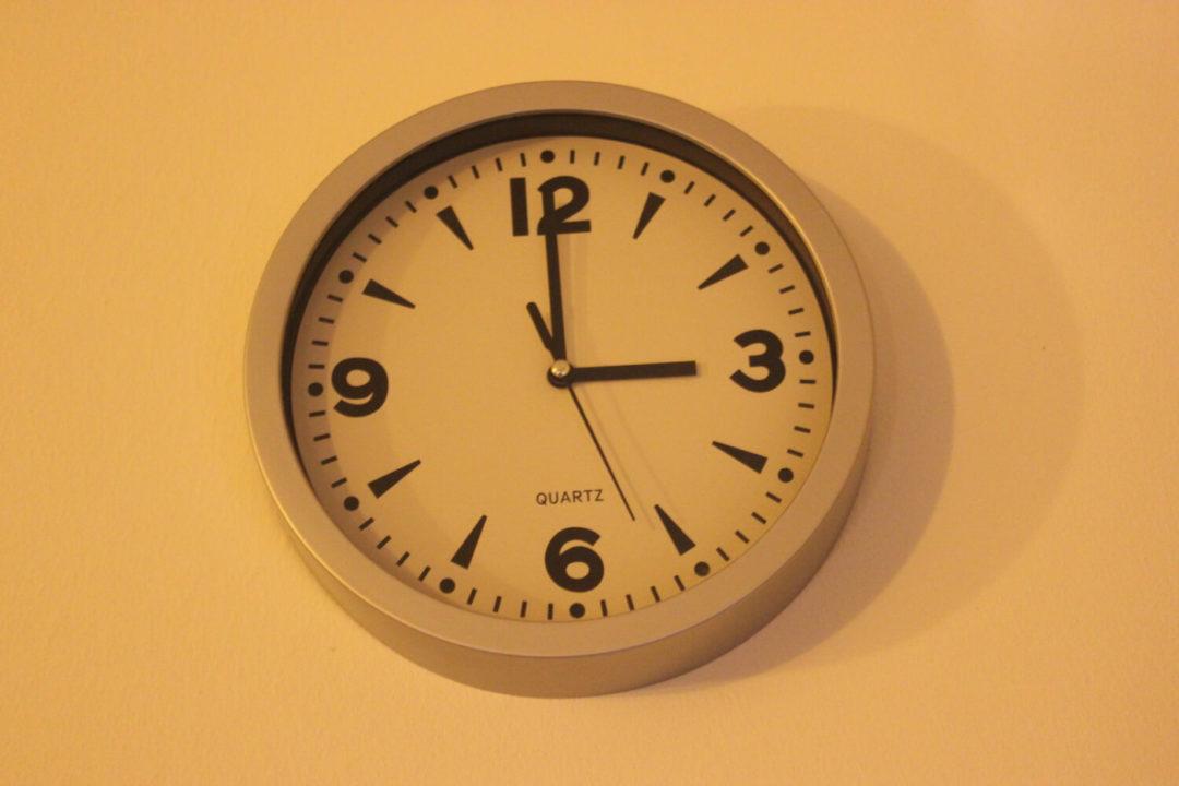 Zeitumstellung: Um drei Uhr ist es doch erst zwei