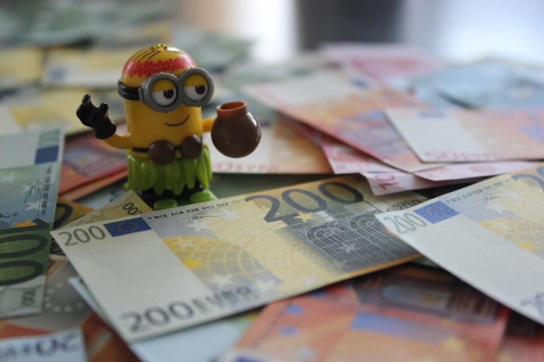 Geld ist Ansichtssache