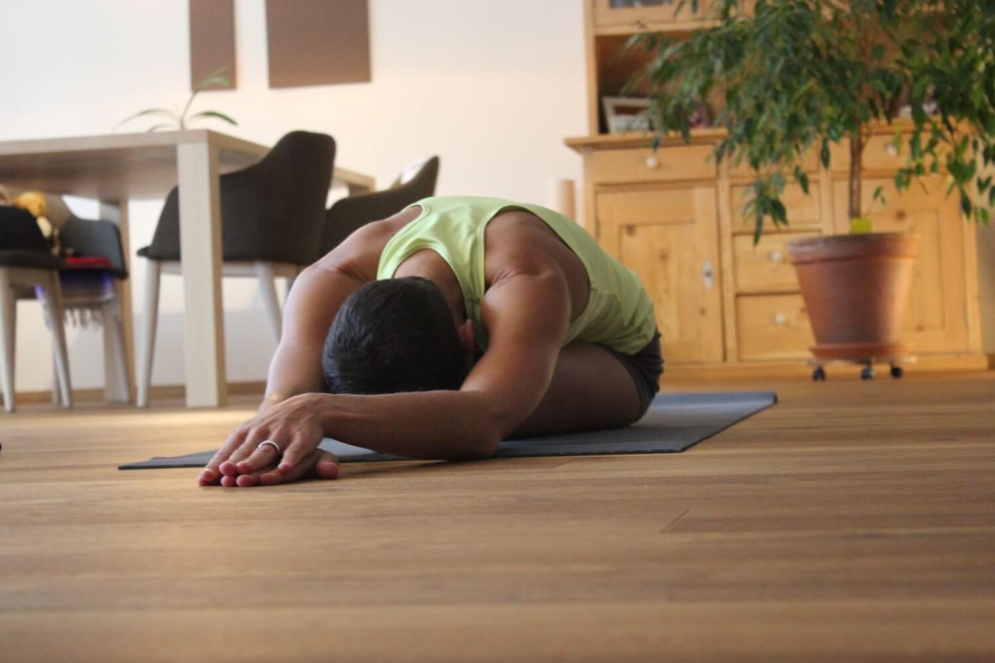 Yoga ist kein Sport