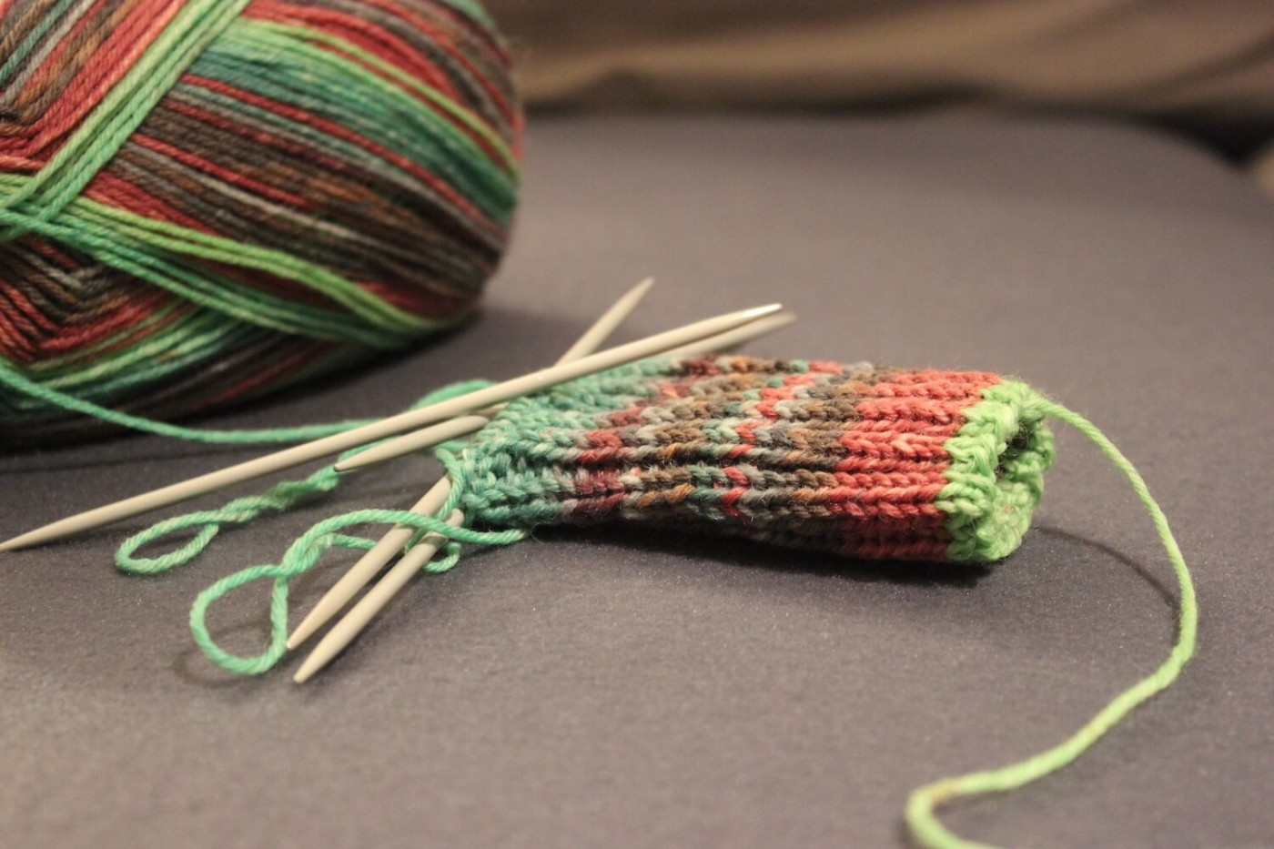 Socken selbst machen