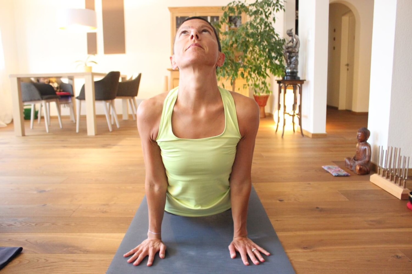 Yoga für den Seelenmuskel