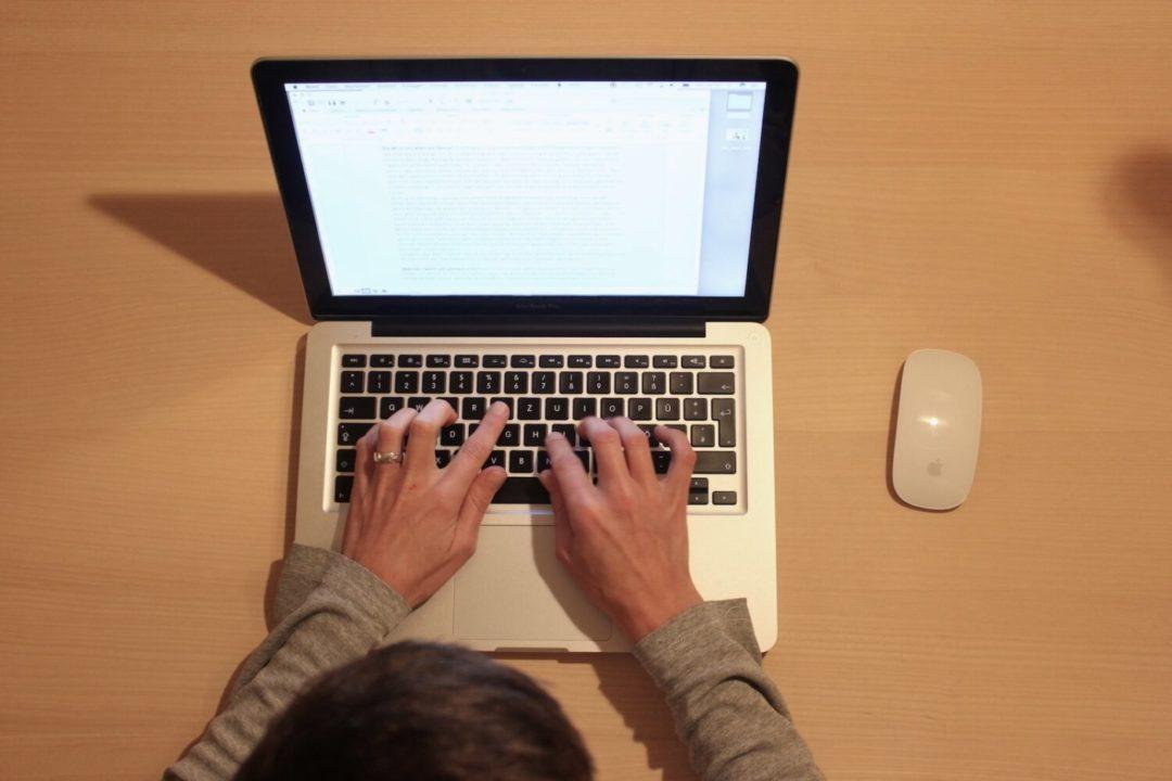 Talent zum Schreiben
