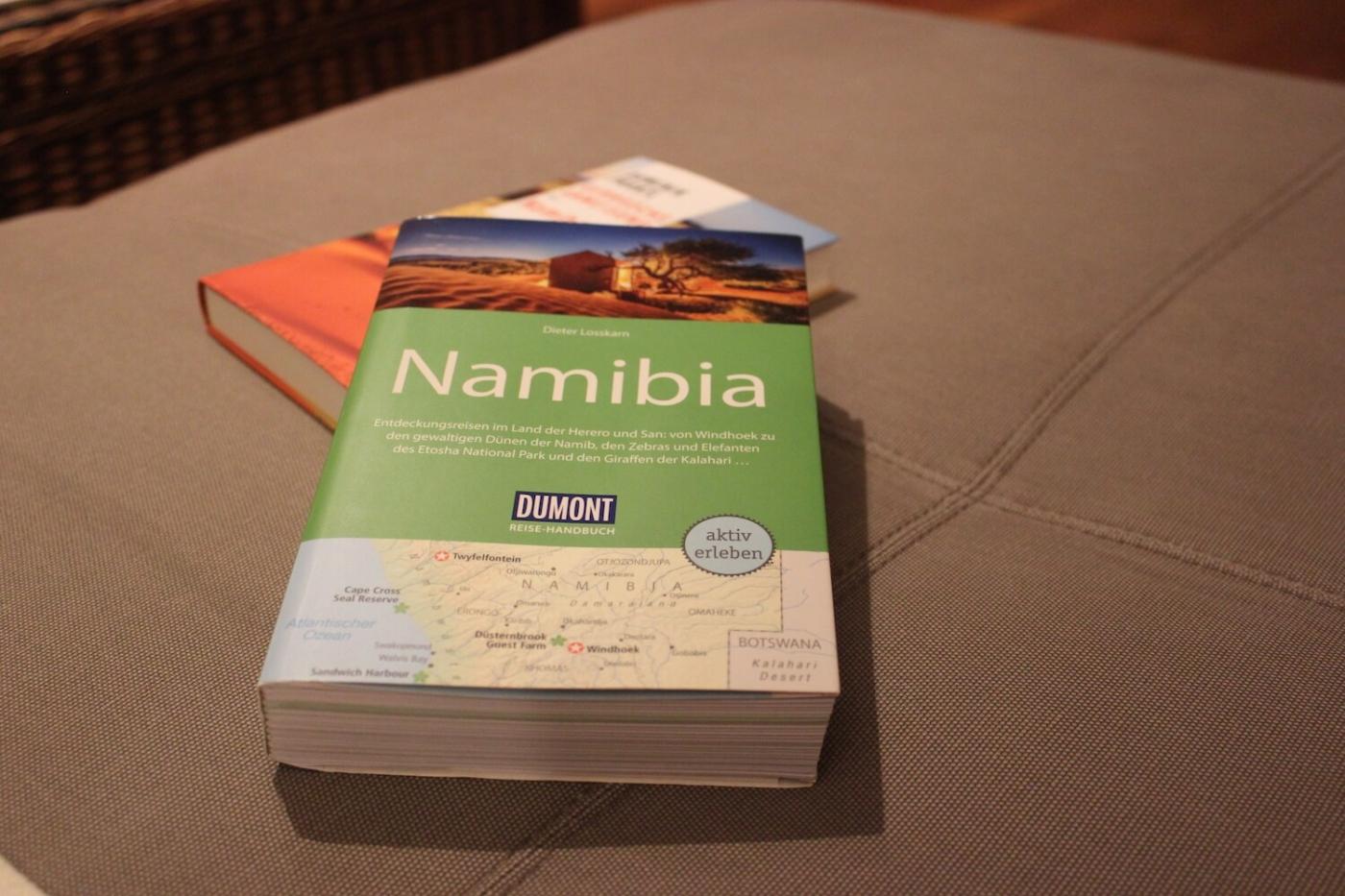 Niksen in Namibia