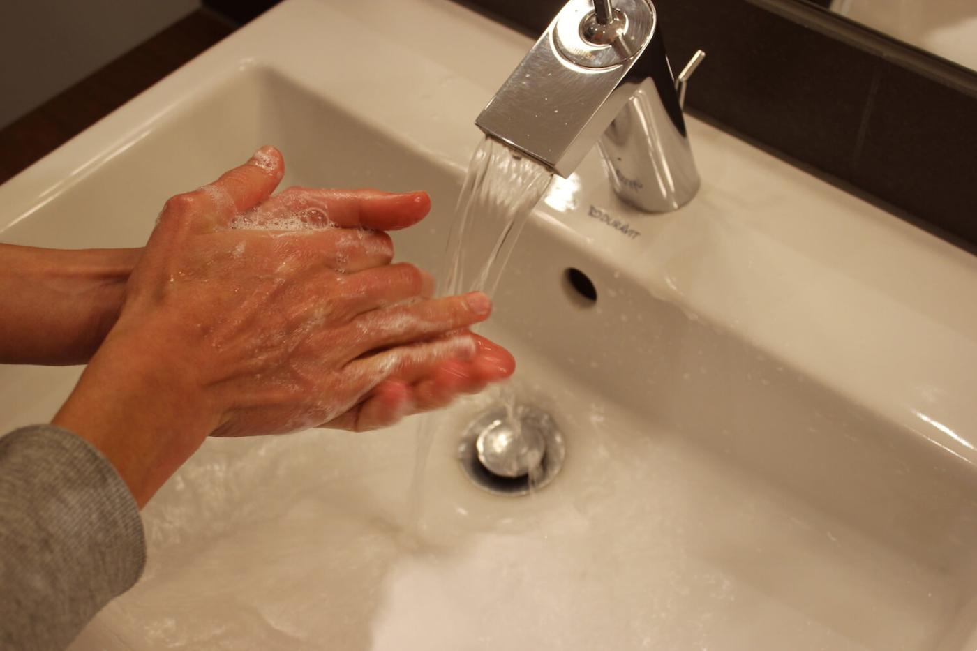 Corona: Wash your hands