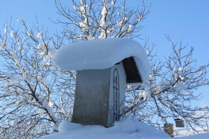 Achtsame Kommunikation und Schnee